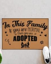 "In this family Doormat 22.5"" x 15""  aos-doormat-22-5x15-lifestyle-front-06"