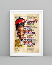 Brave enough 24x36 Poster lifestyle-poster-5
