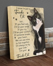I know i'm just a Tuxedo Cat 11x14 Gallery Wrapped Canvas Prints aos-canvas-pgw-11x14-lifestyle-front-10