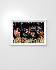 My black queen 24x16 Poster poster-landscape-24x16-lifestyle-02