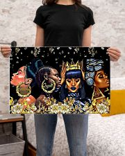 My black queen 24x16 Poster poster-landscape-24x16-lifestyle-20
