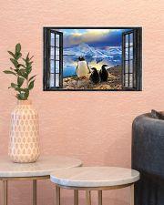 Penguin 3 17x11 Poster poster-landscape-17x11-lifestyle-21