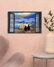 Penguin 3 17x11 Poster poster-landscape-17x11-lifestyle-22