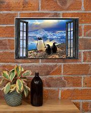 Penguin 3 17x11 Poster poster-landscape-17x11-lifestyle-23