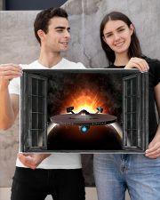 Spacecraft 1 24x16 Poster poster-landscape-24x16-lifestyle-21