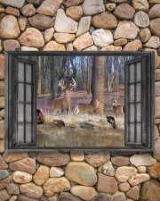 Deer 21 24x16 Poster aos-poster-landscape-24x16-lifestyle-16