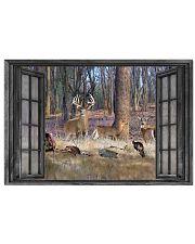 Deer 21 Horizontal Poster tile
