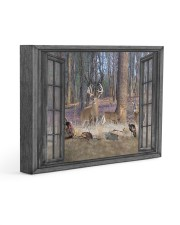 Deer 21 Gallery Wrapped Canvas Prints tile