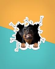 Rottweiler Crack Sticker - Single (Vertical) aos-sticker-single-vertical-lifestyle-front-02