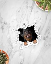 Rottweiler Crack Sticker - Single (Vertical) aos-sticker-single-vertical-lifestyle-front-06