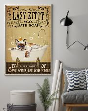 Lazy Kitty 11x17 Poster lifestyle-poster-1