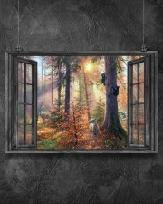 Deer 14 36x24 Poster aos-poster-landscape-36x24-lifestyle-11