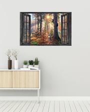 Deer 14 36x24 Poster poster-landscape-36x24-lifestyle-01