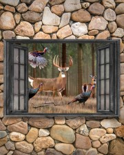 Deer 2 24x16 Poster aos-poster-landscape-24x16-lifestyle-16