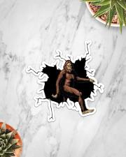 Bigfoot Crack Sticker - Single (Vertical) aos-sticker-single-vertical-lifestyle-front-06