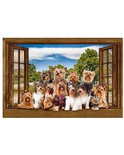 Yorshire Terrier 36x24 Poster front