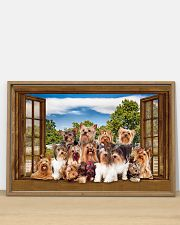 Yorshire Terrier 36x24 Poster poster-landscape-36x24-lifestyle-03