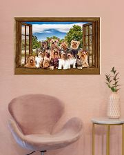 Yorshire Terrier 36x24 Poster poster-landscape-36x24-lifestyle-19