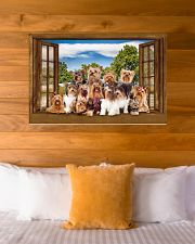 Yorshire Terrier 36x24 Poster poster-landscape-36x24-lifestyle-23