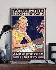 TEACHER 11x17 Poster lifestyle-poster-2