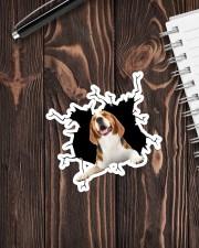 Beagle Sticker - Single (Vertical) aos-sticker-single-vertical-lifestyle-front-05