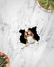 Beagle Sticker - Single (Vertical) aos-sticker-single-vertical-lifestyle-front-06