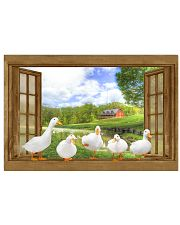 Duck 36x24 Poster front
