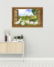 Duck 36x24 Poster poster-landscape-36x24-lifestyle-01