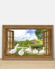 Duck 36x24 Poster poster-landscape-36x24-lifestyle-03