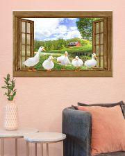 Duck 36x24 Poster poster-landscape-36x24-lifestyle-18