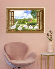 Duck 36x24 Poster poster-landscape-36x24-lifestyle-19