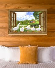 Duck 36x24 Poster poster-landscape-36x24-lifestyle-23