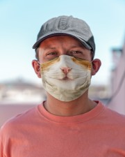 Domestic Shorthair Cloth face mask aos-face-mask-lifestyle-06