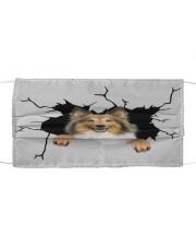 Shetland Sheepdogs Crack Mask tile