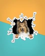 Shetland Sheepdogs Crack Sticker - Single (Vertical) aos-sticker-single-vertical-lifestyle-front-02