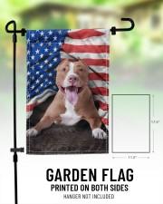 "Pitbull 11.5""x17.5"" Garden Flag aos-garden-flag-11-5-x-17-5-lifestyle-front-01"