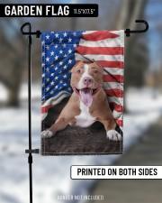 "Pitbull 11.5""x17.5"" Garden Flag aos-garden-flag-11-5-x-17-5-lifestyle-front-09"