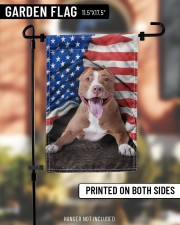 "Pitbull 11.5""x17.5"" Garden Flag aos-garden-flag-11-5-x-17-5-lifestyle-front-10"