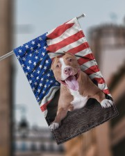"Pitbull 11.5""x17.5"" Garden Flag aos-garden-flag-11-5-x-17-5-lifestyle-front-17"