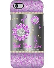 Alzheimer Phone Case i-phone-8-case