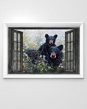 Bear 7 36x24 Poster poster-landscape-36x24-lifestyle-02