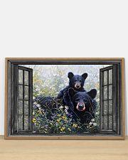 Bear 7 36x24 Poster poster-landscape-36x24-lifestyle-03