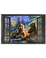 Bear 1 36x24 Poster front