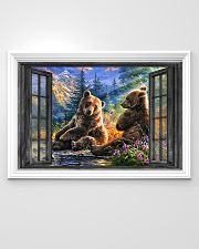Bear 1 36x24 Poster poster-landscape-36x24-lifestyle-02