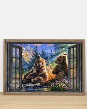 Bear 1 36x24 Poster poster-landscape-36x24-lifestyle-03