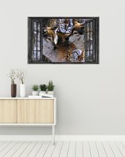 Wolf 7 36x24 Poster poster-landscape-36x24-lifestyle-01