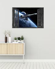 Spacecraft 2 36x24 Poster poster-landscape-36x24-lifestyle-01