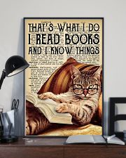I Read Books And I Know Things 11x17 Poster lifestyle-poster-2