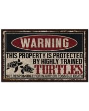 """Turtle HA-0113 Doormat 28"""" x 17"""" front"""