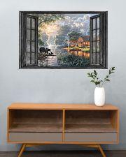 Bear 2 36x24 Poster poster-landscape-36x24-lifestyle-21
